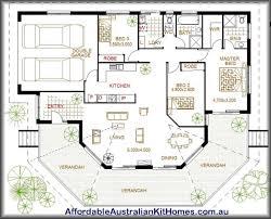 large 2 bedroom house plans lovely 2 bedroom house plans with open floor plan australia modern
