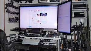 Gaming Computer Desks For Home Corner Gaming Computer Desk Fancy Desks For Home Onsingularity