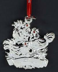 waterford 12 days of ornaments at replacements ltd
