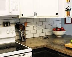 How To Install Ceramic Tile Backsplash In Kitchen Kitchen Home Depot Backsplash Installation Tile Backsplash