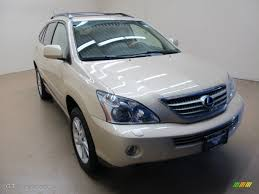 lexus rx 400h white 2008 golden almond metallic lexus rx 400h awd hybrid 92343718
