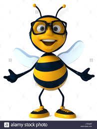 animal illustration wasp character cartoon honey insect bee