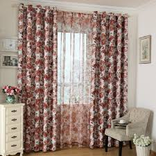 Country Style Curtains For Living Room by Compare Prices On Decor Curtains Online Shopping Buy Low Price