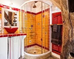 bathroom tile countertop ideas best 70 tile bathroom with tile countertops ideas photos houzz