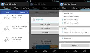 how to block a text on android how to block calls and texts on an android phone phandroid