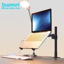 Laptop Holder For Desk Height Adjustable Desktop Cling 11 15 Inch Laptop Holder