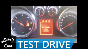 opel astra j 1 7 cdti test drive youtube