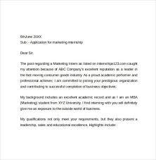 cover letter for engineering internship application letter sample