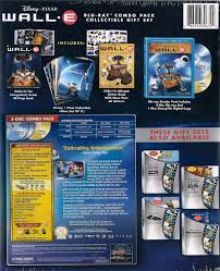 blu ray dvd exclusives november 2010 wall e the intergalactic guide 48 pages collectible lithos set of 11 sticker book 60 stickers