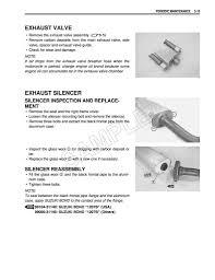 power valve leaking alot of oil help suzuki 2 stroke thumpertalk
