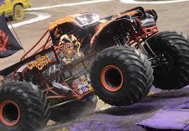 monster truck jam 2014 massive trucks take center stage at monster jam san antonio