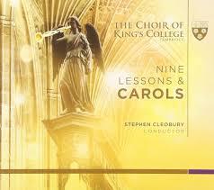 stephen cleobury festival of nine lessons carols