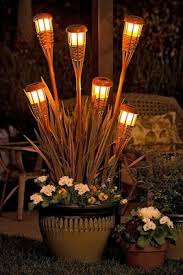 How Long To Charge Solar Lights - use dollar tree solar lights in tiki torch bases cb our