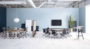 herman miller round conference table modern conference room tables utilizing the space for effective