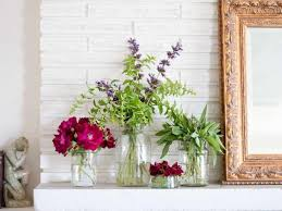 interior design with flowers flower decoration for living room interior clasic living room