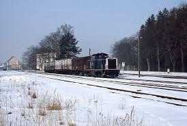 Rb Bad Saulgau 50 Bilder Aus Boms Bahnbilder De