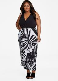 black and white dresses plus size dresses in sizes 12 to 36 stewart