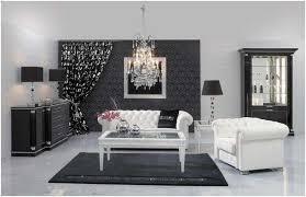 wohnzimmer weiss schwarz und weiß wohnzimmer design modische und stilvolle interieur