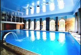 build indoor swimming pool backyard design ideas