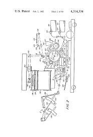 patent us4314334 serial data communication system having simplex