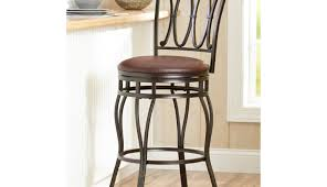 bar awesome swivel bar stools no back round black wicker bar