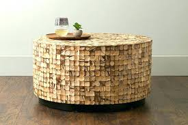 small round oak coffee table circular oak coffee table kuahkari com
