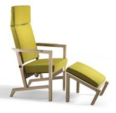 modus high back recliner chairs for hospital bedside units