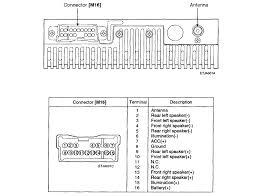 2001 hyundai elantra fuse diagram car stereo wiring diagram hyundai mitsubishi radio wire diagram