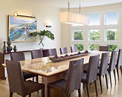 Lighting In Dining Room Dining Room Table Lighting Home Design Ideas Pictures Remodel