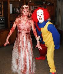 Pennywise Halloween Costume Picking Winner 99x Freakshow Pics