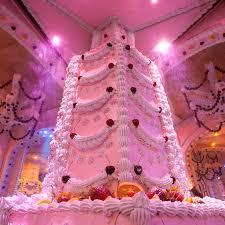 Wedding Cake Castle Step Inside The Cake Castle Food U0026 Wine