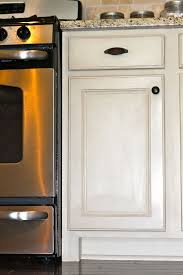 Painted Kitchens Cabinets Best 25 Distressed Cabinets Ideas On Pinterest Metal Accents