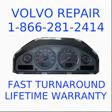 used volvo gauges for sale