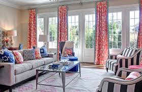Living Room Privacy Curtains Sensational Sheer Curtains Balance Privacy With Modern Panache