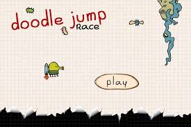 doodle jump doodle jump race for iphone