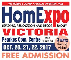 Home Decor Victoria Bc Victoria Fall 2017 Home Expo October 20 22 2017 99 Booked
