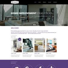 home interior website interior design website templates