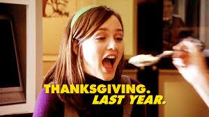 recap of all gossip thanksgiving episodes