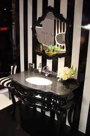 Black Bathroom Vanity How To Integrate A Black Vanity Into The Bathroom Without Overdoing It