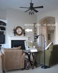 decorating tall walls working with tall ceilings emily a clark