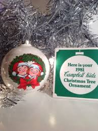 cbells soup ornaments cbell collection