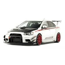 evo 10 mitsubishi evo x varis wide body kit full kit c price