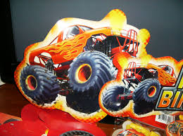 monster truck jam party supplies support blog for moms of boys jack u0027s monster jam 4th birthday party