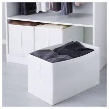 ikea skubb drawer organizer skubb box white 31x55x33 cm ikea