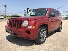 jeep patriot 2009 for sale 2009 jeep patriot sport for sale in killeen tx truecar
