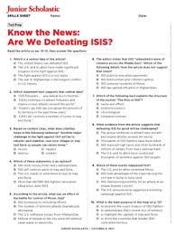 are we defeating isis