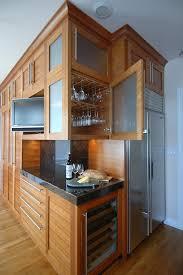 Wine Glass Storage Cabinet by Baroque Stemware Rack In Kitchen Contemporary With Glass Storage