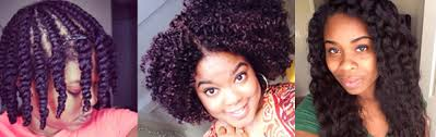 stranded rods hairstyle 5 heatless styles for relaxed natural hair lovin our textures
