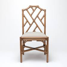 bamboo chair rory faux bamboo side chair mecox gardens