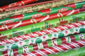 rolls of wrapping paper christmas vacation continues travel orders our in the